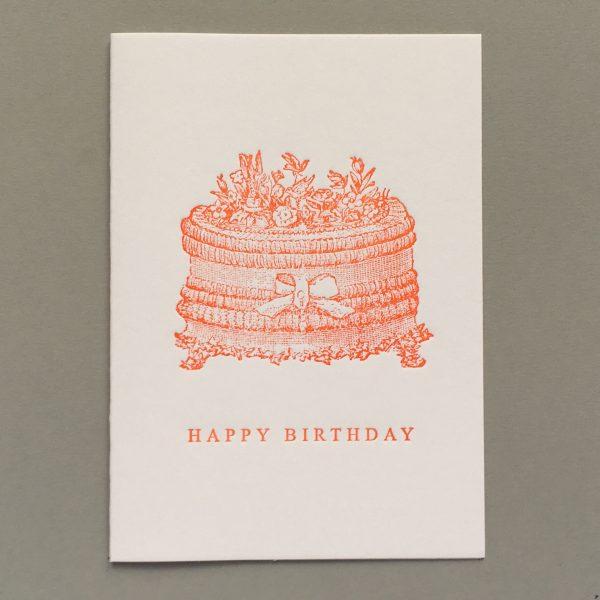 14lb Cake. Happy Birthday