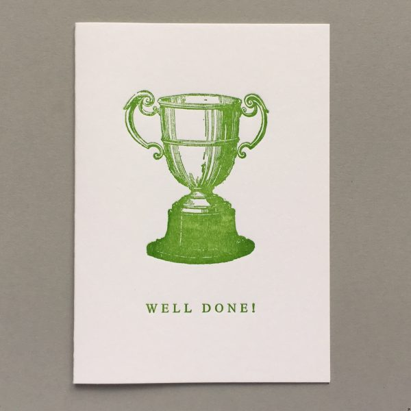 Irish cup. Well Done.