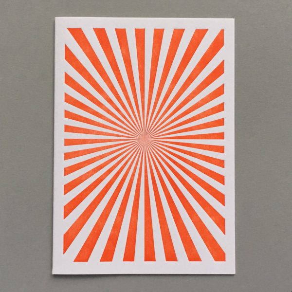 Starburst. Move in a circular fashion and you will see a figure of 8 motion.