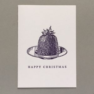 Christmas Pudding, Happy Christmas