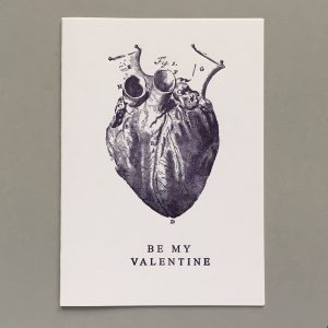 Human Heart. Be my Valentine